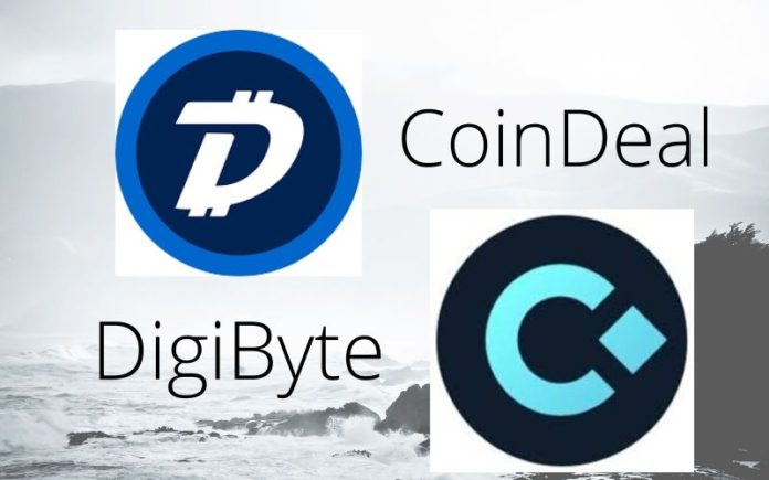 DigiByte (DGB) Listed on CoinDeal Exchange