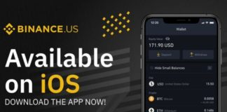 Binance.US iOS App Listed on Apple App Store