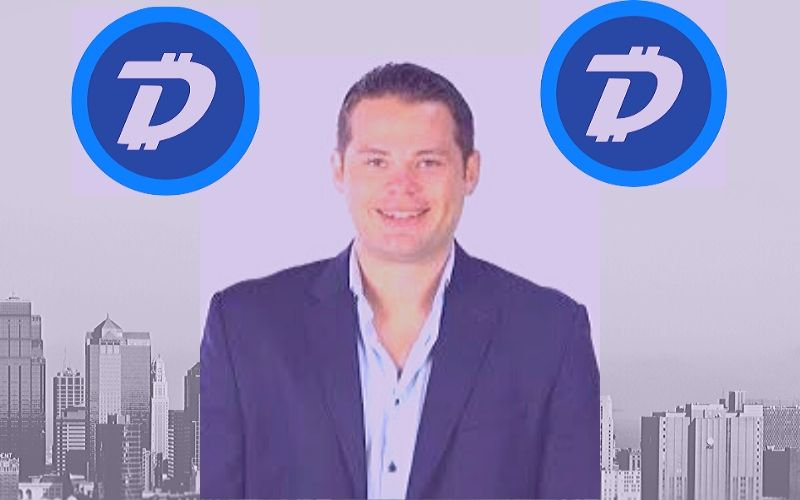 Jared Tate's Bids Farewell to DigiByte (DGB) and Cryptocurrency Community