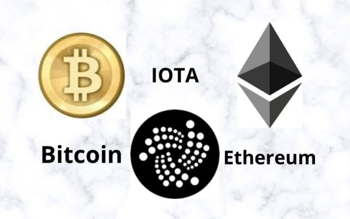 IOTA, Bitcoin, Ethereum Referenced in Patents Applications Filed By Hewlett Packard Enterprise (HPE)