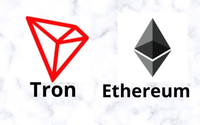 Tron (TRX) Has Taken Over the Top Tier from Ethereum (ETH) –Blockstream CSO Proves