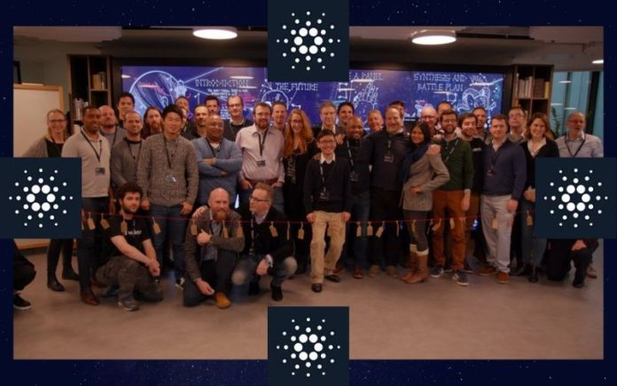 Cardano (ADA) Team Surfaces at PwC Workshop in London to Align Everyone with Cardano's Vision