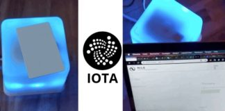 IOTA Developer Presents Packstation Prototype