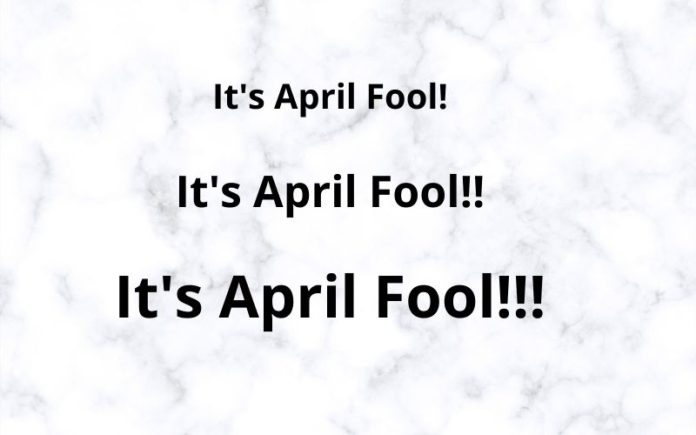 Three Most Captivating Crypto-Related April-Fool's Jokes Shared Today