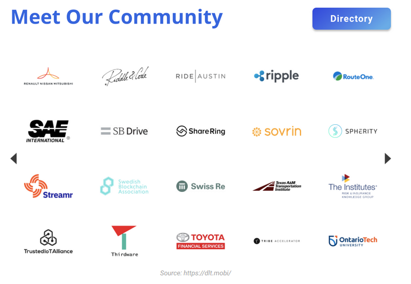 Ripple Joins MOBI, the Initiative of BMW, IBM, Ford, General Motors, Renault, Bosch and Others