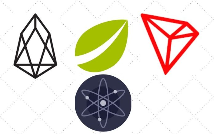 Bitfinex Launches Staking Rewards for EOS, Cosmos (ATOM), VSYS; Deposit for Tron (TRX) Coming Soon