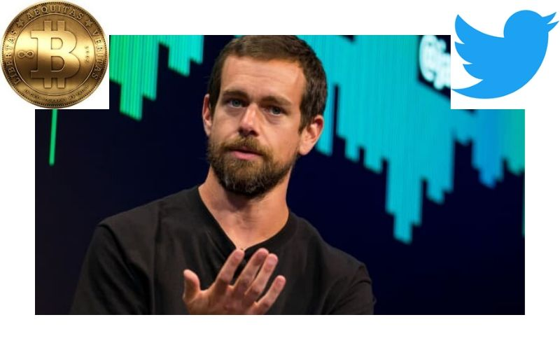 Twitter CEO Jack Dorsey Has Just 'Bitcoin' Left As His Bio as Halving Counts Down; CZ Reacts