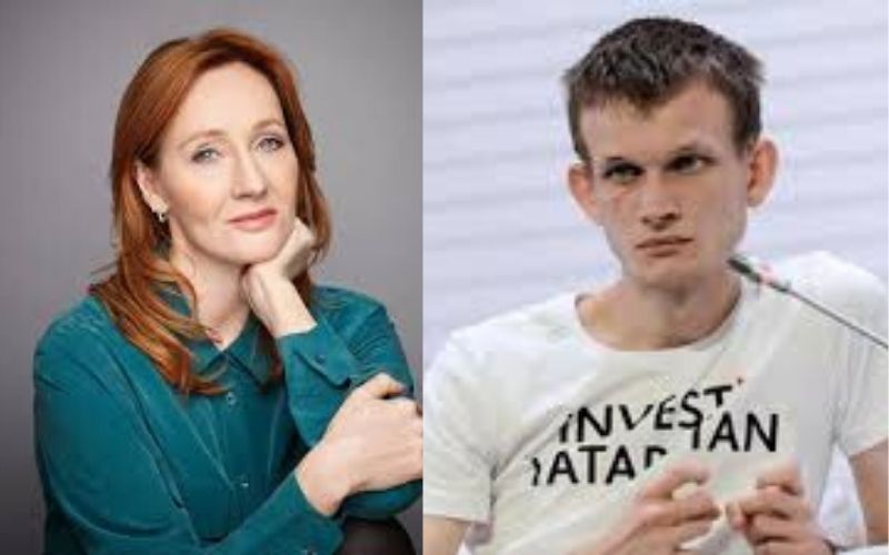 Harry Porter Author Is Curious to Understand Bitcoin (BTC), Vitalik Buterin Lectures Her