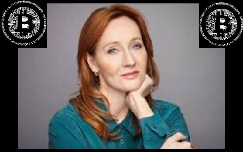 I Now Feel Fully Educated On Bitcoin (BTC) –J.K Rowling
