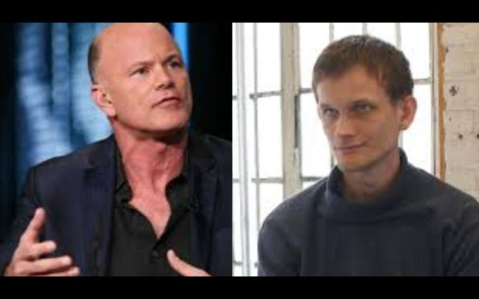 Vitalik Buterin Is Playing a Long Game, I'm Constantly Impressed with Him –Michael Novogratz