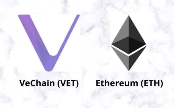 Deloitte Says VeChain (VET) Is Safer and More Scalable Than Ethereum (ETH)