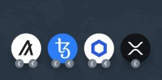 Coinbase Pro to Add Support for New XRP, LINK, XTZ, and ALGO Trading Pairs
