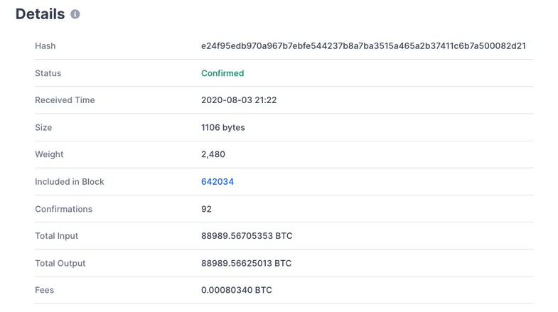 $1 Billion Worth of Bitcoin (BTC) Transaction That Caught the Attention of Thousands of Investors