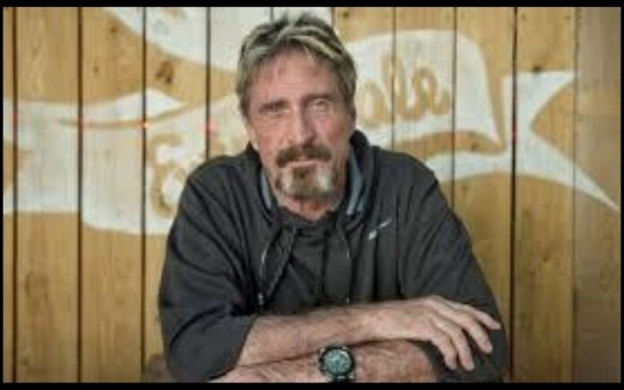 Prison Is Not a Good Abode –John McAfee Shares His Pain after Three Months in Spanish Prison