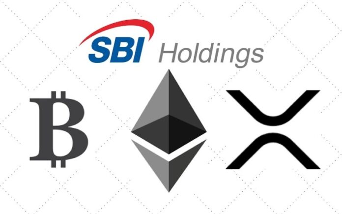 SBI Holdings to Start CFD Trading Service for BTC, ETH, XRP