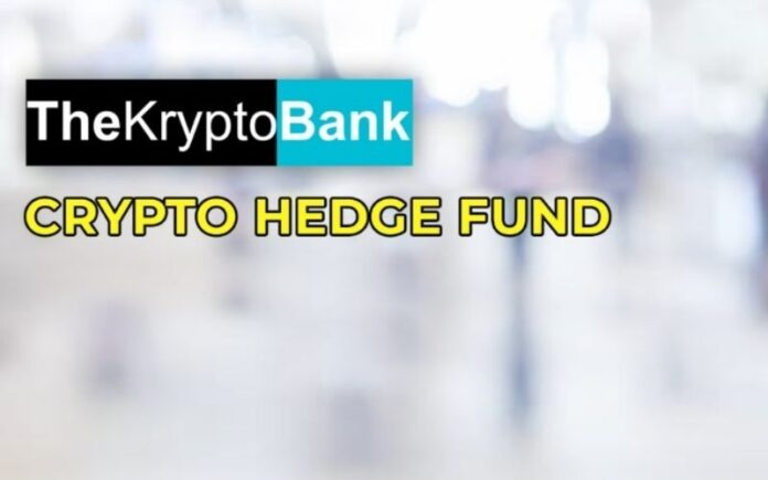 Swiss Crypto Hedge Fund opened to the public from TheKryptoBank