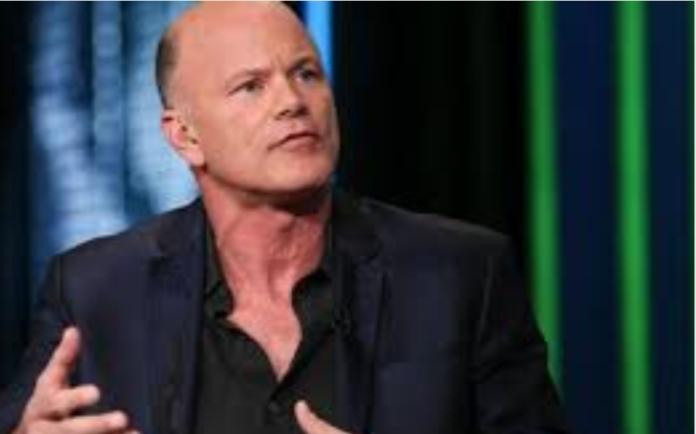 Galaxy Digital's Mike Novogratz Targets $2,600 As Ethereum (ETH) Hits New Price ATH