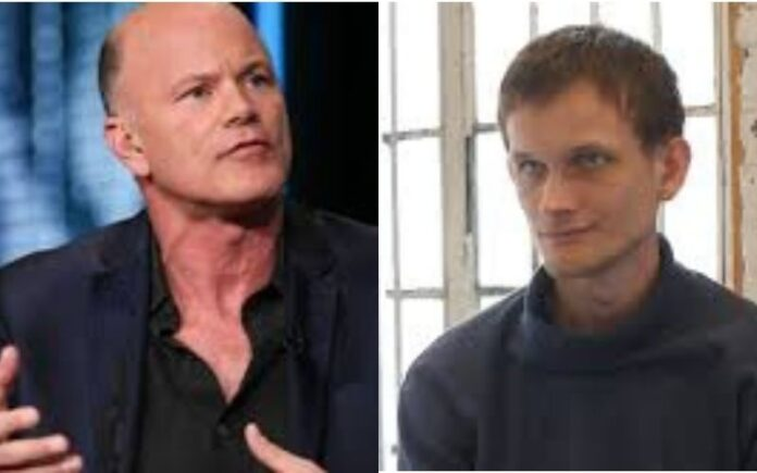 I Purchased 500,000 ETH from Vitalik Buterin and 30,000 BTC in First Crypto Investment – Mike Novogratz