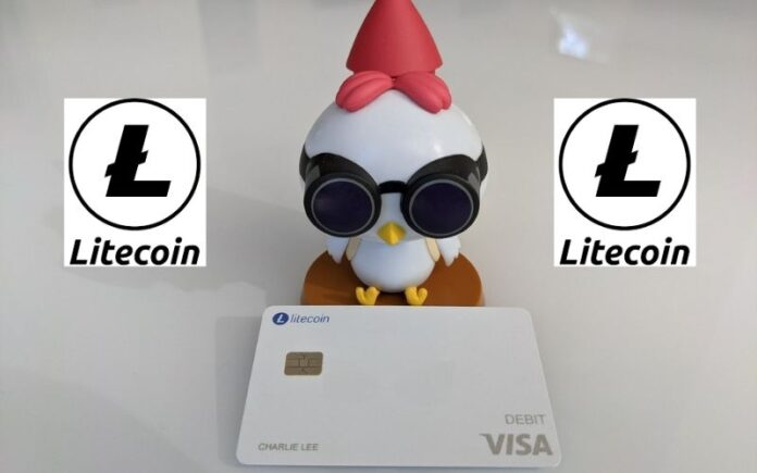Charlie Lee: Litecoin (LTC) Visa Debit Card Is Now Open To All United States Residents