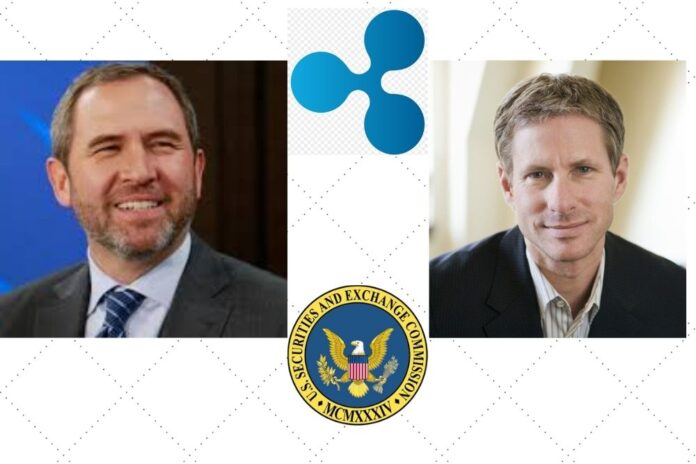 Names of Ripple, Garlinghouse, and Larsen's Attorneys for the Suit Filed by SEC Released