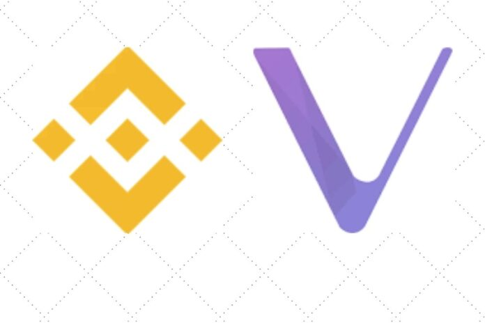 Binance Describes VeChain as a Provider of Blockchain Solutions for Businesses around the Globe