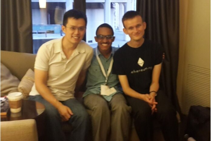 As Ethereum's Vitalik Buterin Celebrates His Birthday, CZ Highlights How His Effort Birthed Binance