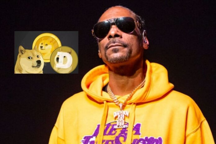 American Rapper Snoop Dogg Joins Elon Musk in Shilling Dogecoin (DOGE)
