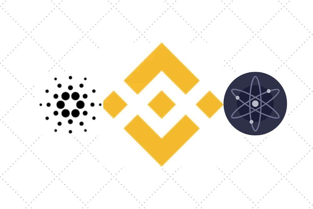 Binance Launches Cardano (ADA) and Cosmos (ATOM) Stakings