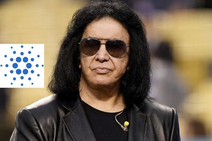 American Singer Gene Simmons Joins Cardano Bandwagon with $300,000 in ADA Purchase