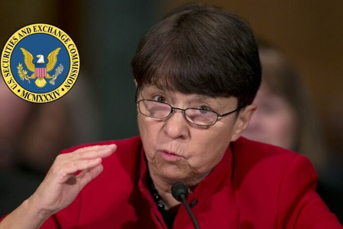 Former SEC Chair Mary Jo White Defends Ripple and XRP, Says SEC Is Dead Wrong Legally