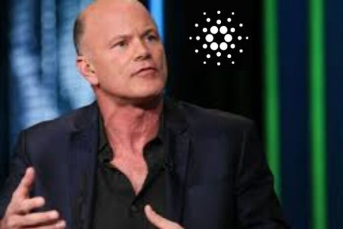 Mike Novogratz of Galaxy Digital Asks Questions about Cardano Use Cases. Is He Considering Buying ADA?