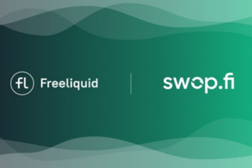 Freeliquid Funds Stablecoin Loans by Collateralizing Liquidity Pool Tokens; Trading Pairs Now Added on Swop.Fi and Waves