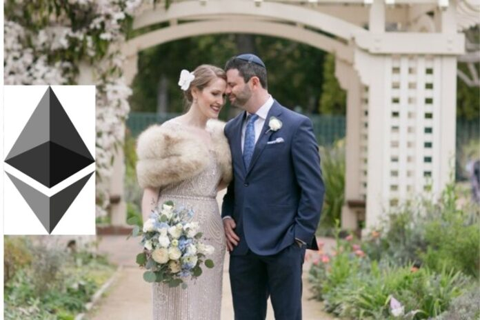 Two Coinbase Employees Tie the Knot on Ethereum Blockchain for Just $537 in ETH
