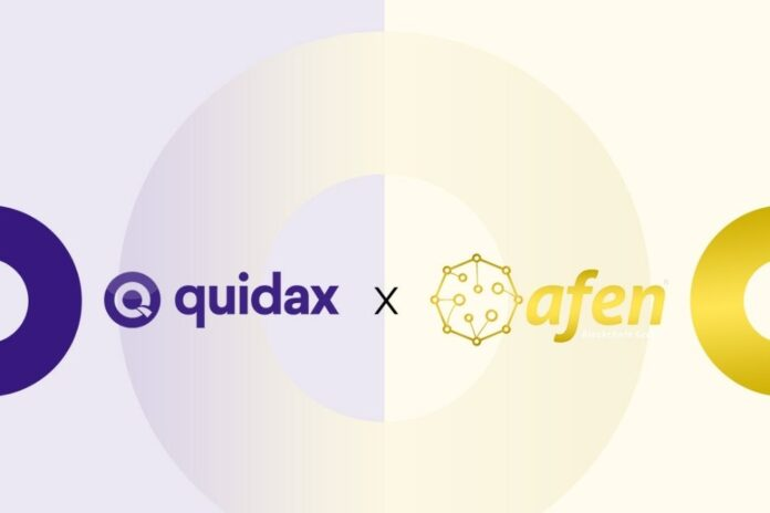 Africa's First Government-backed NFT Initiative, AFEN Partners with Quidax
