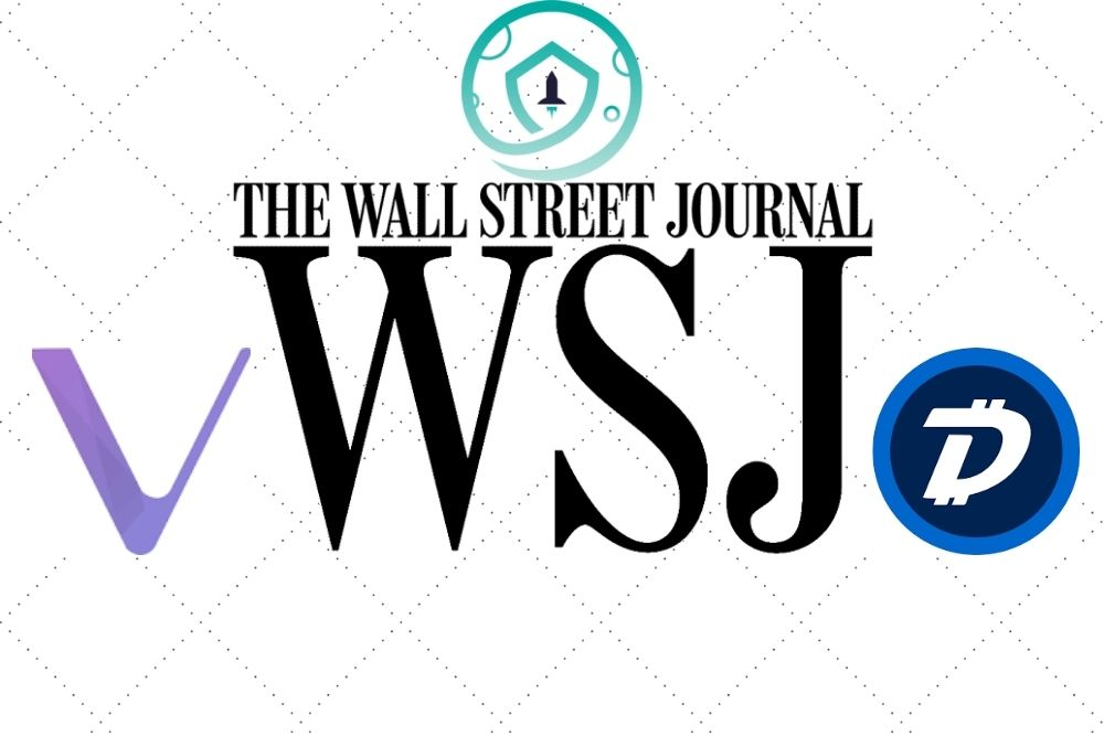Wall Street Journal: Investors Are Turning To VeChain, DigiByte, SafeMoon as Cheaper Alternatives - Herald Sheets