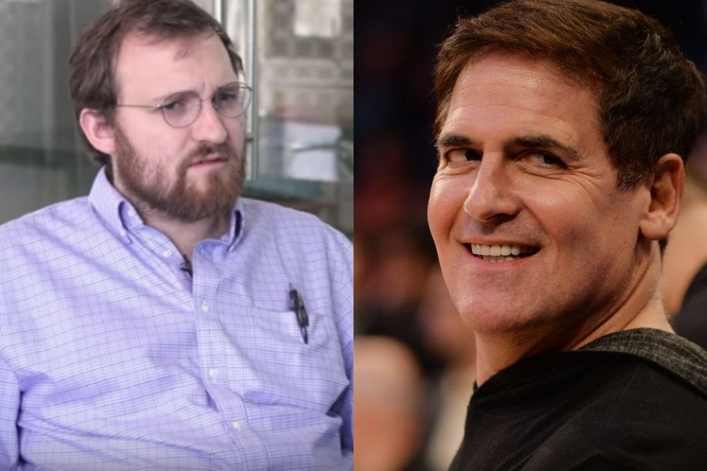 Charles Hoskinson Engages Billionaire Mark Cuban Who Wants To Know About Cardano (ADA)