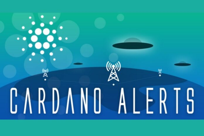 Cardano Alerts Now Live For Beta Testing. Here Is Why It Matters