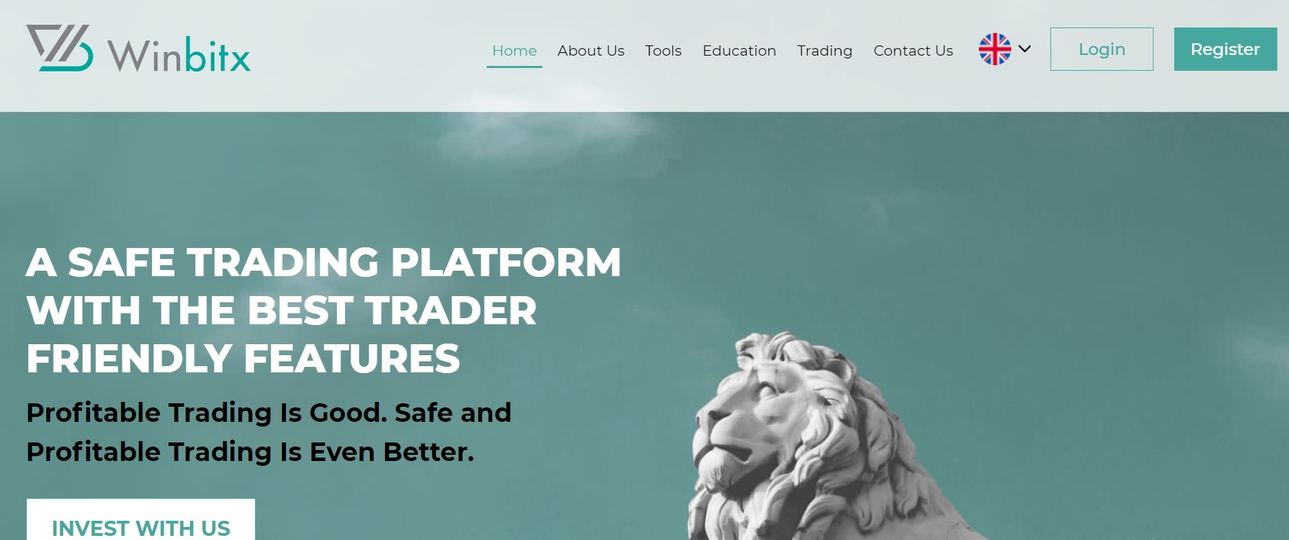 Winbitx website