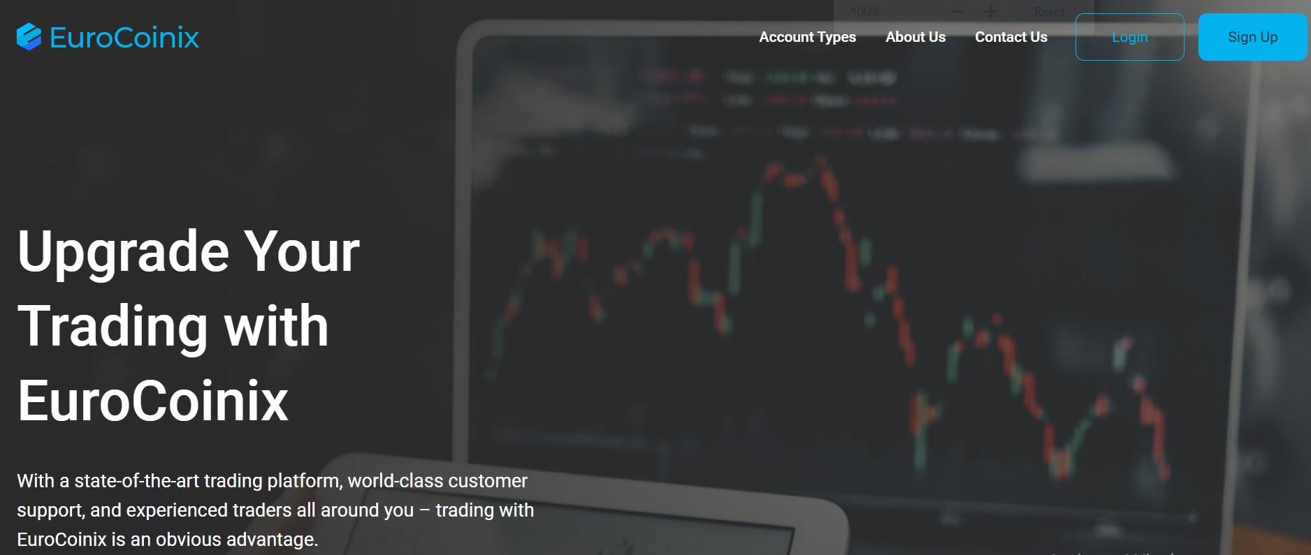 EuroCoinix website
